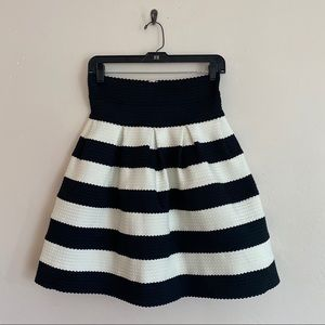 Anthropologie Skirt by Girls from Savoy
